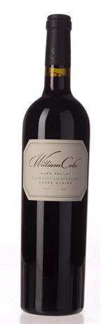 William Cole Cabernet Sauvignon Cuvee Claire